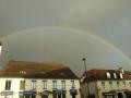 Arc-en-Ciel sur Orthez