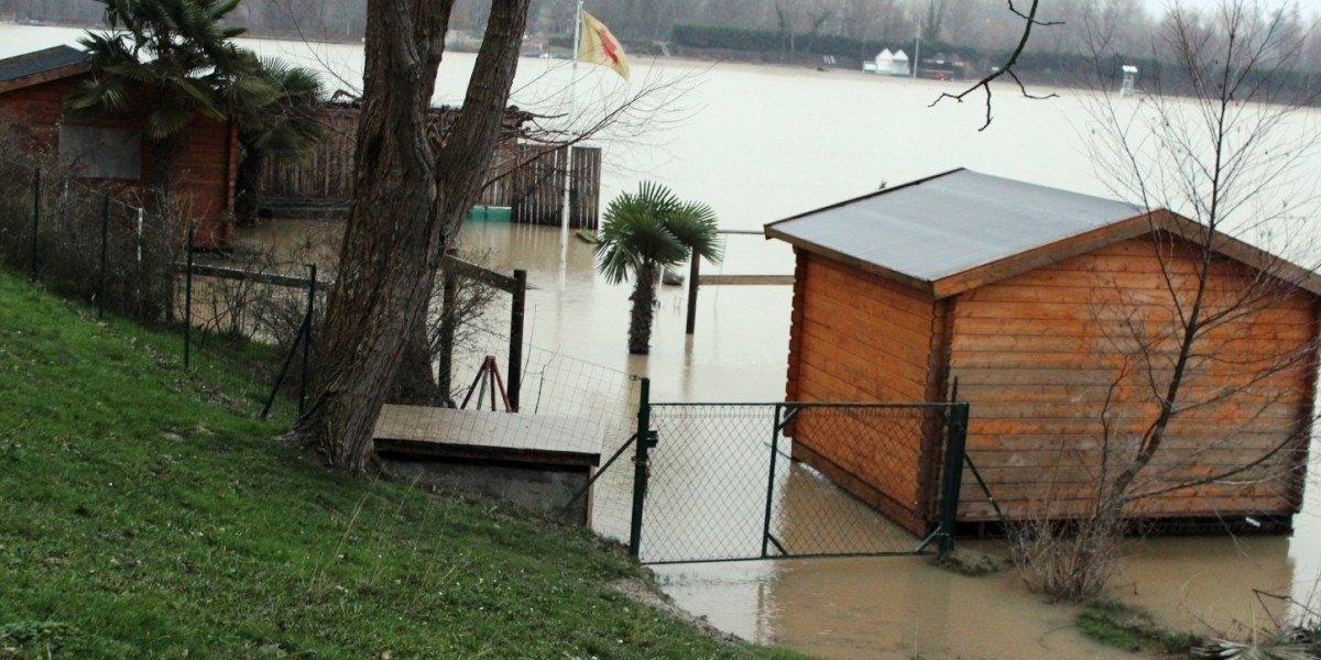 Lac d'Orthez 27/01/14