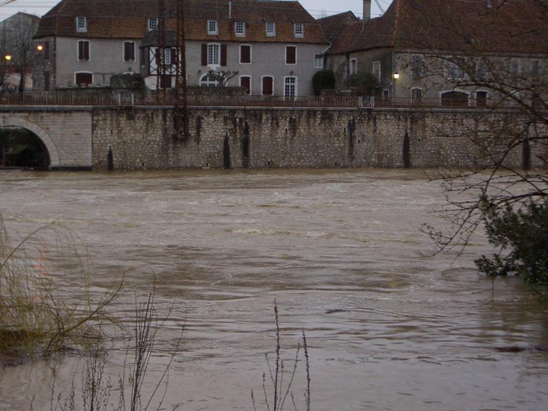 Inondation juin 2013 Gave de Pau