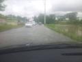 Inondation juin 2013 Route de Biron