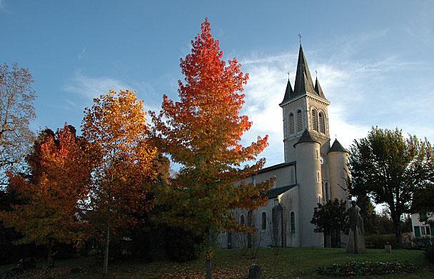 Eglise de Départ